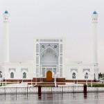 Taschkent, neue weisse Moschee