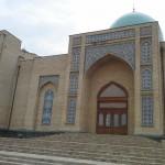 Besichtigung in Taschkent.