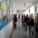 In der Schule in Buchara