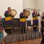 Musikgruppe aus Buchara