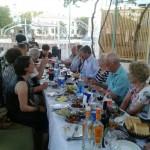 Abendessen auf Einladung der Stadt Buchara