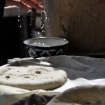 Wir backen Brot in Samarkand