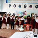 In der Schule Nr. 4, Buchara
