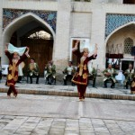 Konzert im Nodira Devan Begi Medresse, Buchara