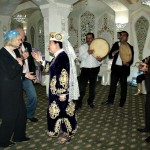 Empfang aus Anlass der Einladung des Hokims (Oberbürgermeister) von Buchara