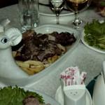Lammfleisch auf Bucharer Art