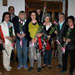 """Rosen für die Frauen in Samarkand vom Reisebüro """"Grand Tourism Service"""""""