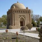 Buchara. Mausoleum von Samaniden Dynastie