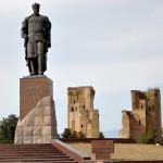 Schachrisabz. Amir Temur Denkmal