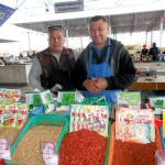 Basar in Taschkent