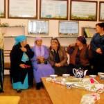 Treffen mit den Mahalla Mitgliedern