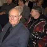 Herr Bindseil, Vize-Präsident der Deutsch-Usbekischen Gesellschaft