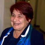 Frau Khushvakht Akramova, Beauftragte der Städtepartnerschaften der Stadt Buchara