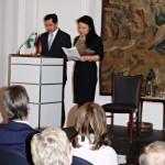 Grußwort von Erkin Khamraev, Generalkonsul der Republik Usbekistan