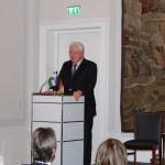Grußwort von Dr. Wolf Bauer, Präsidenten der DUsG