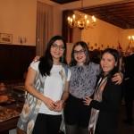 Unsere treuen Mithelferinnen Hilola, Ziyoda und Nodira