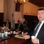 Nuriddin Mamadshanov, Konsul der Republi Usbekistan aus Frankfurt am Main