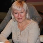 Galina Astaschova, Geschäftsführerin der Usbekisch-Deutschen Freundschaftsgesellschaft, Usbekistan
