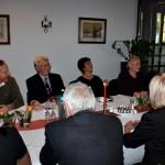 Treffen mit dem Vorstand der DUsG