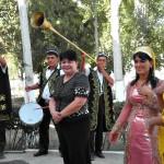 Reise nach Usbekistan 2013: Empfang im Kindergarten Nr. 25 in Buchara