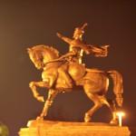 Amir Temur Denkmal, Taschkent