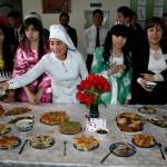 Im Sergeli Gastronomie Kolleg, Taschkent