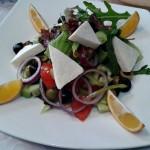 Zubereitet von den Studenten des Sergeli Gastronomie Kollegs