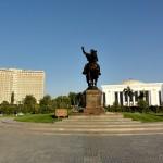 "Denkmal ""Amir Temur"", Taschkent"