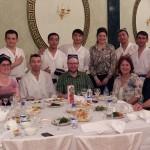 Nawruz Feier in der Assoziation der Köche Usbekistans