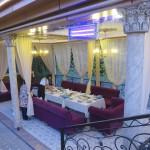 Abendessen auf Einladung der Usbekisch-Deutschen Freundschaftsgesellschaft