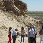 Besichtigung Festung Ayaz Kala