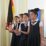 In der Schule Nr. 1, Buchara