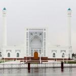Weisse Moschee, Taschkent