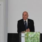 Dr. Colin Dürkop, Präsident der Deutsch-Usbekischen Gesellschaft